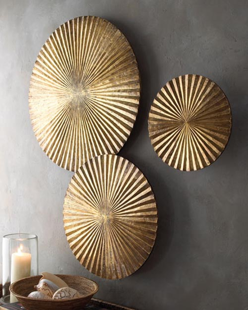 Apollo Medallions Wall Decor Allthingabout