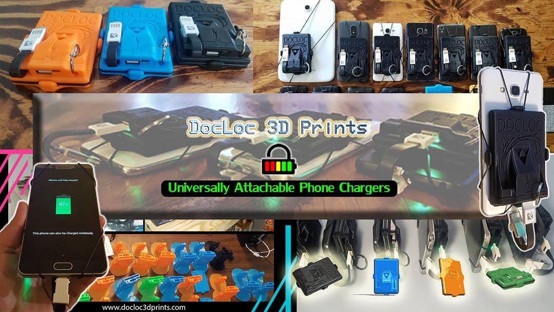 DocLoc 3D Prints