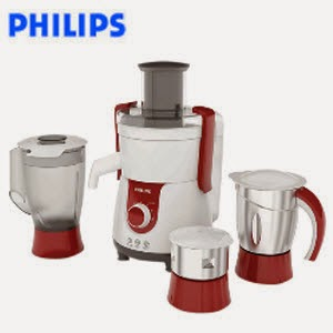 Amazon: Buy Philips HL7715 Pronto 3 Jar Juicer Mixer Grinder at Rs.3654 only