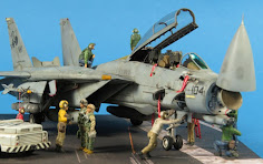Build review: FineMolds 1/72 F-14D Tomcat Part II