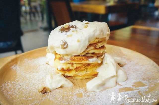 review,cafe,Iwane,pancake,Marron5