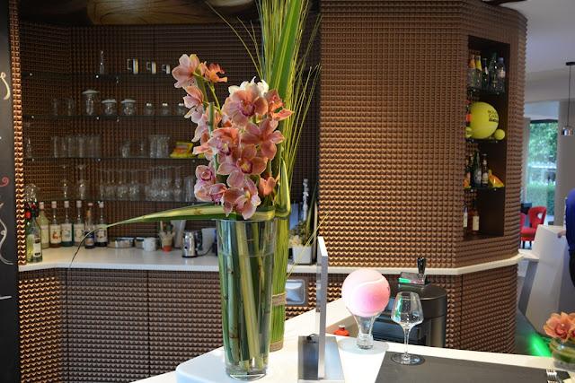 Suite Novotel Paris bar
