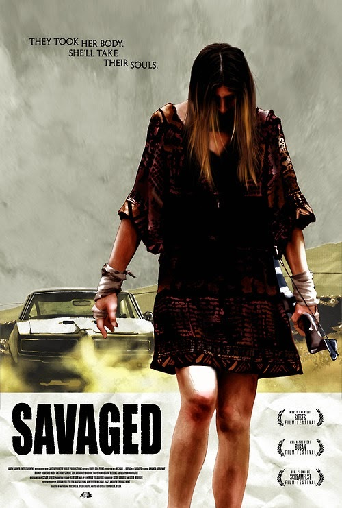 Savaged Legendado RMVB + AVI BRRip