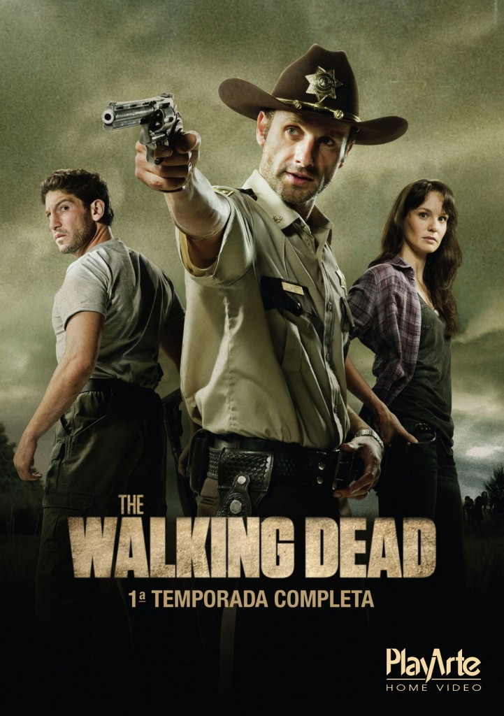 TWD capa 721x1024 The Walking Dead 1ª Temporada Torrent   Dublado Bluray 720p (2010)