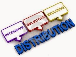 Selective Distribution yaitu