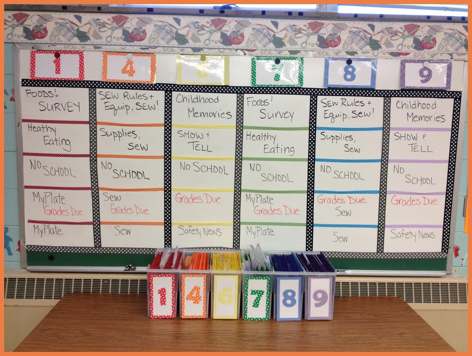 Classroom Whiteboard Decoration Ideas : Facs classroom ideas chalkboard to dry erase board