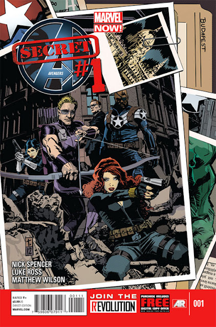 Secret Avengers (Marvel Now) Comics Gratis descarga