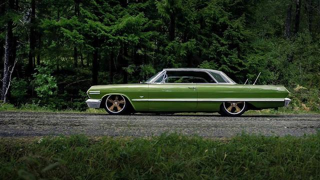 Imagenes HD Chevrolet Impala