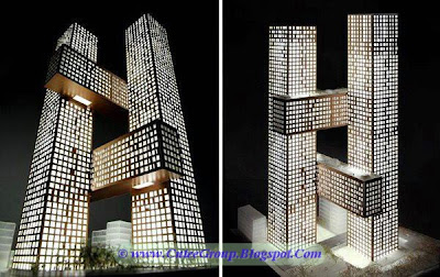 Cross Towers, Korea