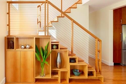 أفكار مساحة تحت السلالم