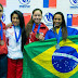 Atleta patrocinada pela Portela garante vaga no Pan-Americano de karatê