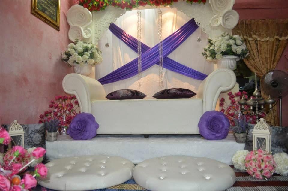 Pelamin Rumah 1 Panel : Ayra QREATIF IDEA(formly known as Zana Qreatif Idea Wedding Gallery)