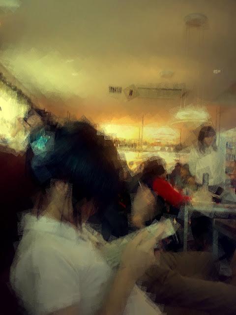 魚腸劍譜: 喝咖啡,再也不要聊是非?ORO咖啡屋