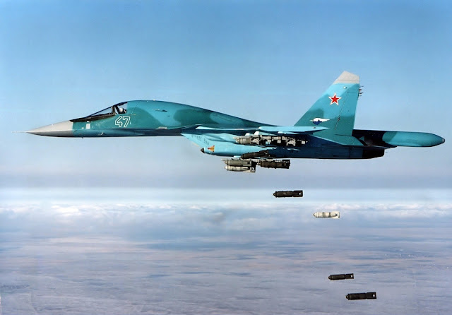Russia Has Plans To Bomb Qatar And Saudi Arabia