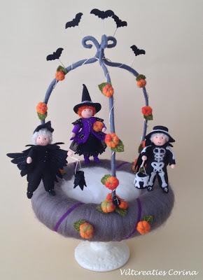 Halloween dansje