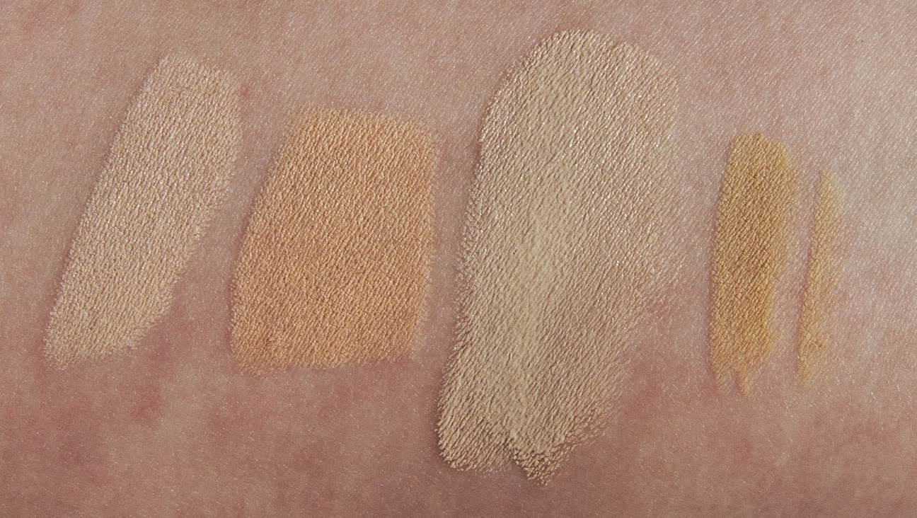 WARPAINT and Unicorns: Hard Candy Glamoflauge Lite Duo Concealer ...