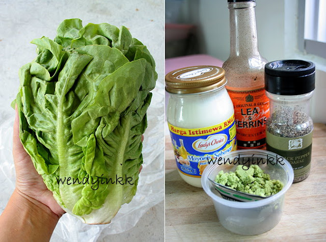 how to make caesar salad filipino style