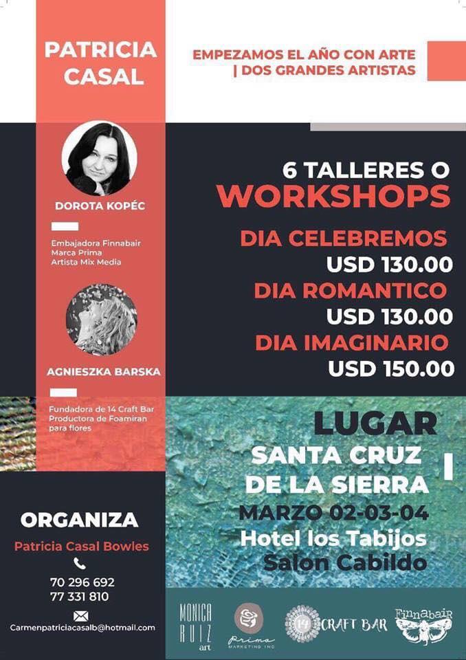 Santa Cruz (Bolivia) 2-4.03.2018