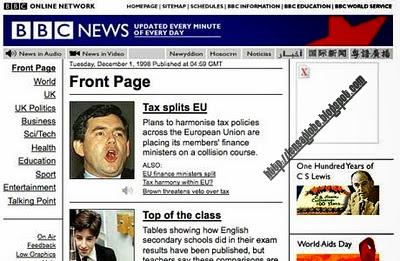 tampilan news.bbc.com jadul