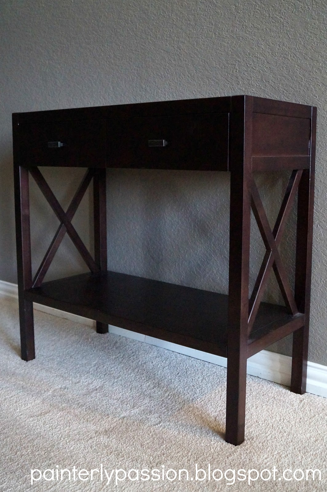 Dipped Table Legs