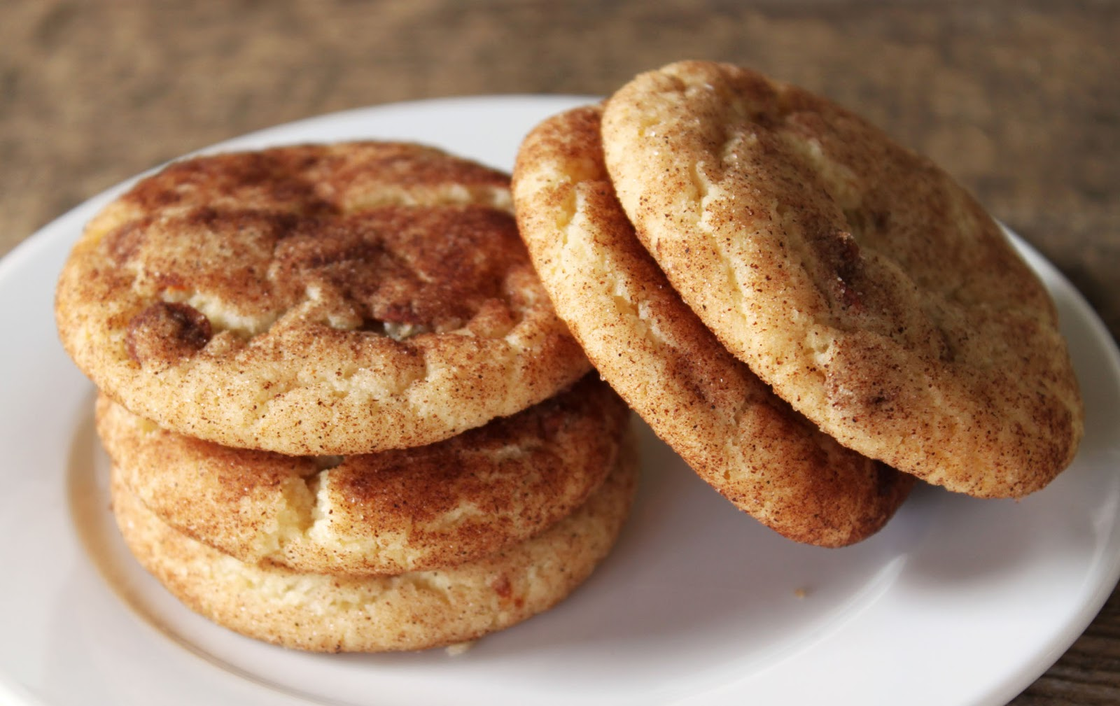 Mimi's Kitchen: Cinnamon Chip Snickerdoodles
