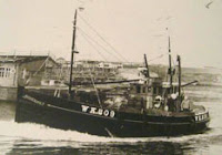 the trawler 'good hope wk209'