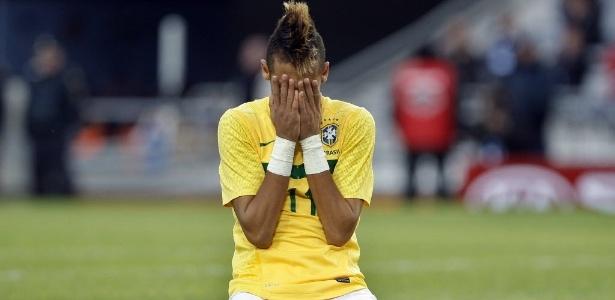 Neymar : Craque ou Chorão?