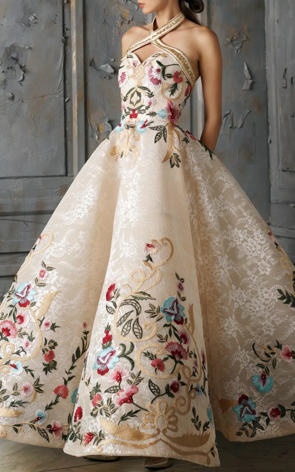Must have gowns by mark bumgarner