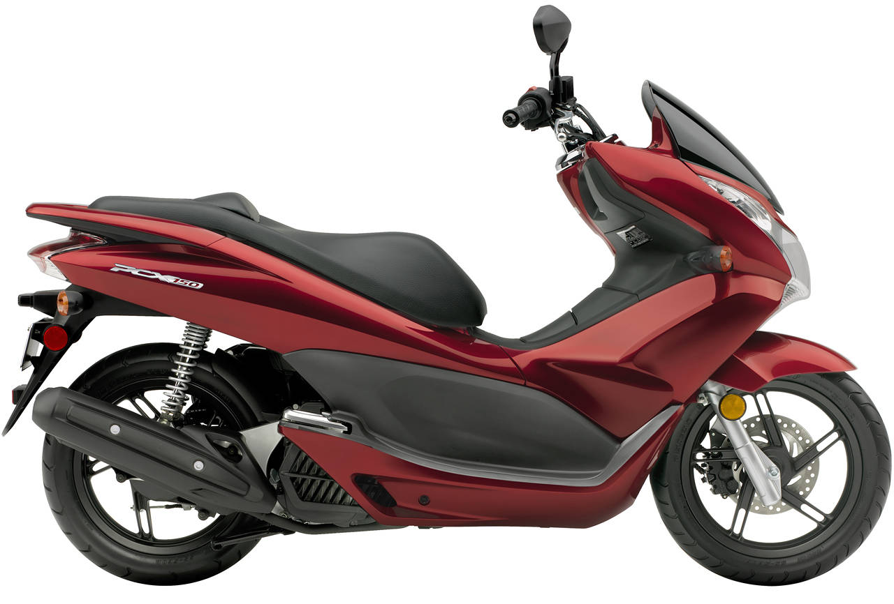 PCX-150 motor scooter,
