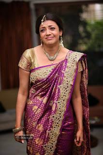 Kajal-Agarwal-Stills-in-Saree