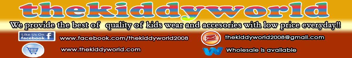 The Kiddy World-Branded Kids Wear Trading Co.