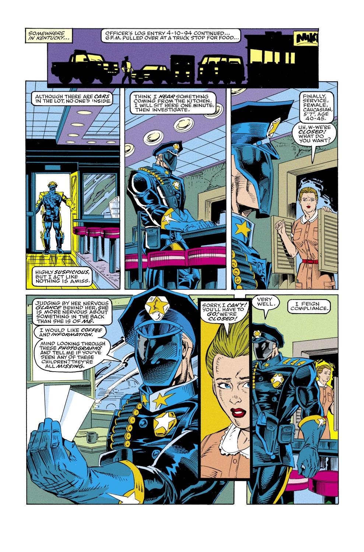 Captain America (1968) Issue #428 #378 - English 8