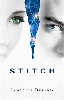 |Cover Reveal|: Shudder (Stitch #2) by Samantha Durante (with GIVEAWAY!)