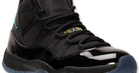 new style ed098 2270d ajordanxi Your  1 Source For Sneaker Release Dates  Air Jordan 11 Retro  Black Gamma Blue-Black-Varsity Maize Release Reminder