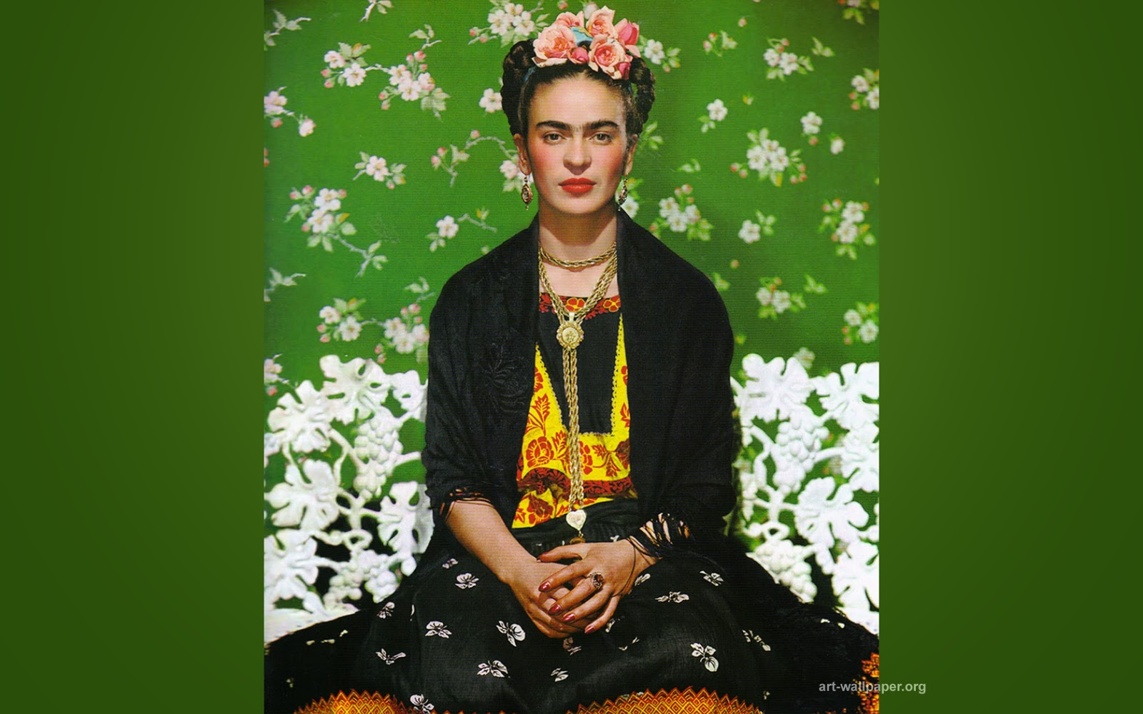 frida kahlo character A colorful and charismatic character, muray was a pilot, a member of the us olympic fencing team, and the long-time lover of frida kahlo,.