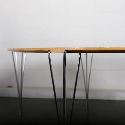 ブルーノマットソン ダイニングテーブル
