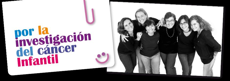 POR LA INVESTIGACION DEL CANCER INFANTIL