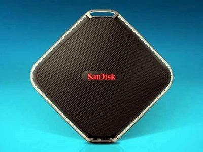 O SSD externo SanDisk Extreme 500 prova que tamanho não é documento