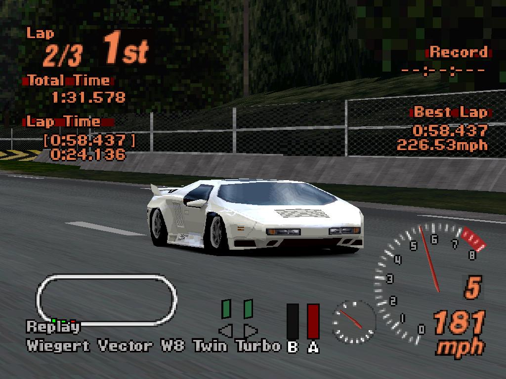 Gran Turismo 2 На Pc