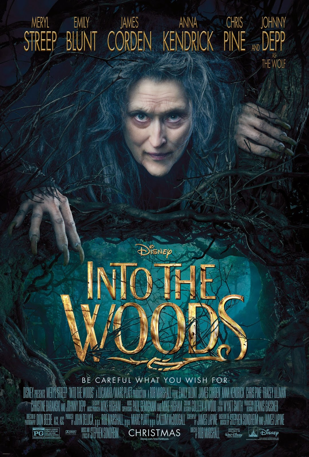 Movie Review Into The Woods