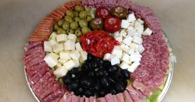 Antipasto Platter This Italian Appetizer Is Great For