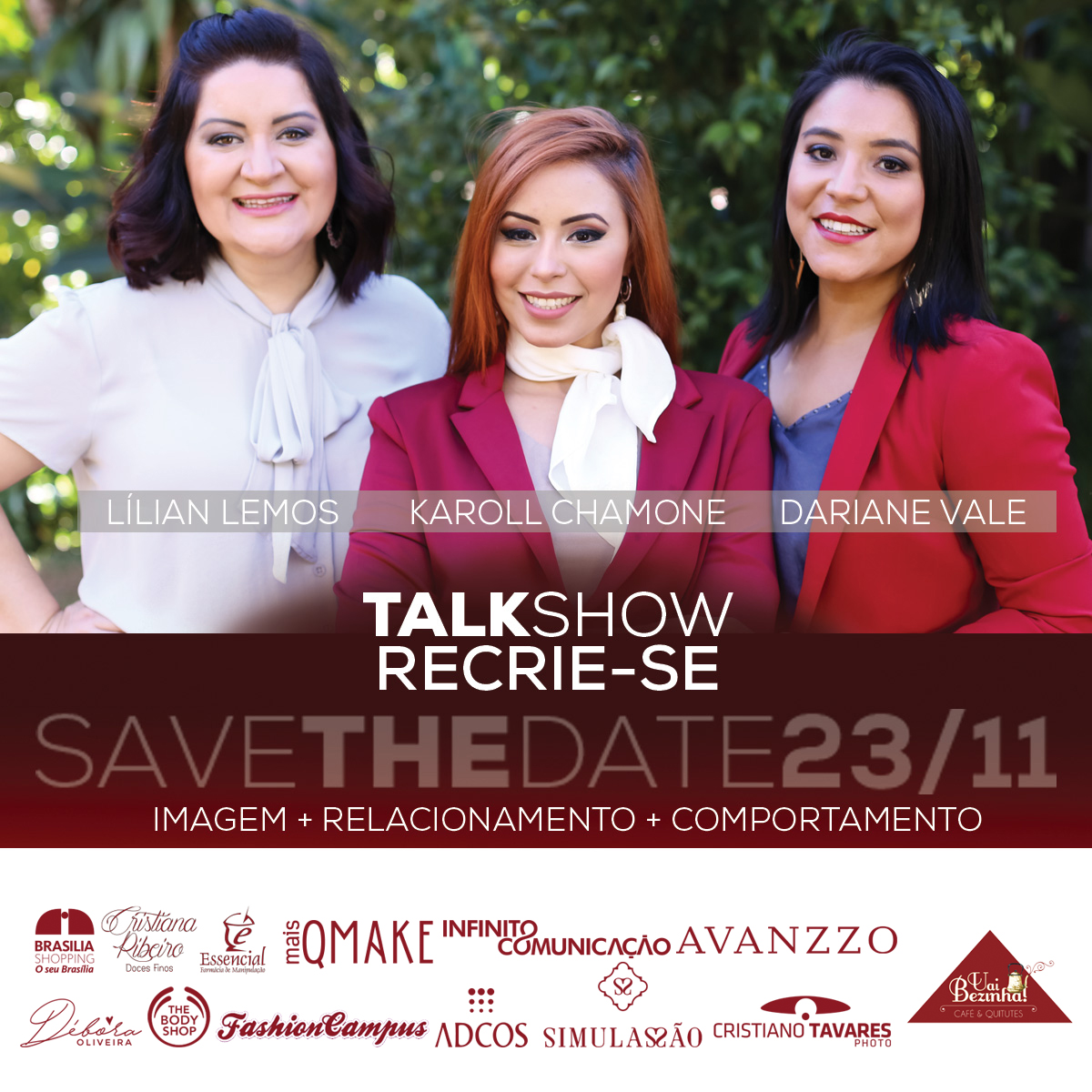 TalkShow Recrie-se