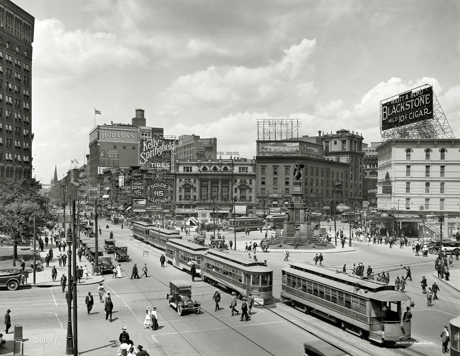 RELATOS DE VIDAS ACTUALES Detroit+1917
