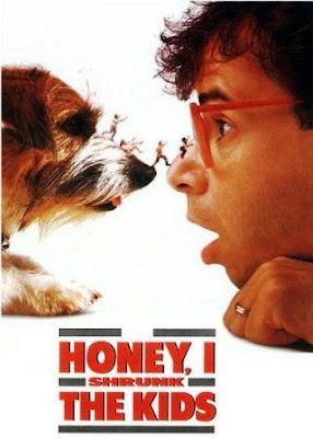 Cariño, he encogido a los niños (Honey, I Shrunk the Kids)(1989) movie poster pelicula