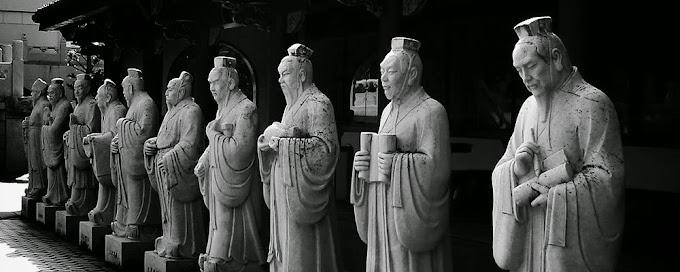 Tiểu luận triết học: Những tư tưởng cơ bản của Nho giáo và ảnh hưởng của Nho giáo ở nước ta