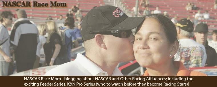 NASCAR Race Mom