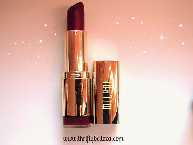 Milani Gold Lipstick Tube
