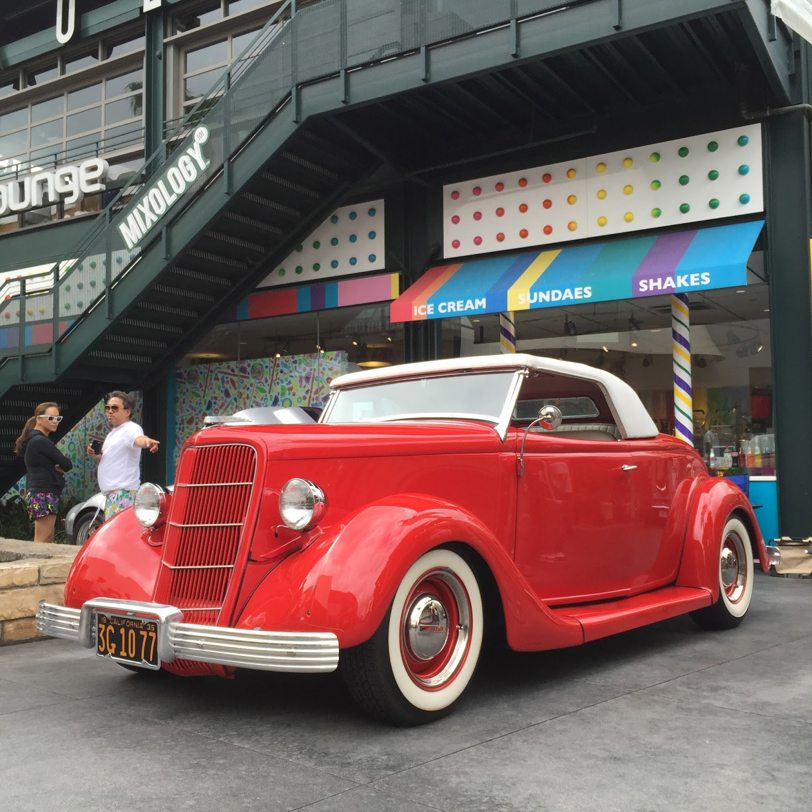 Gilmore Car Show Grove