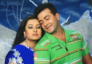 Shakib Khan And Purnima