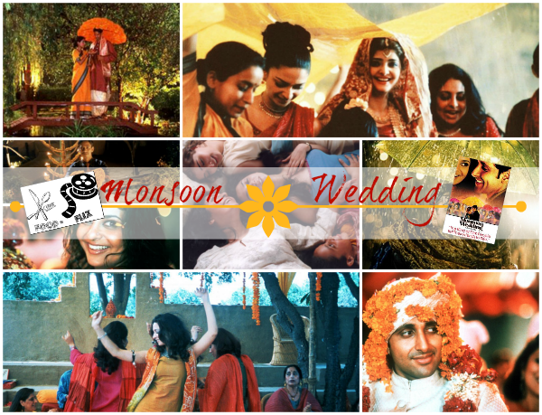 Food 'n Flix July '13 pick: Monsoon Wedding (I'm hosting!) | www.girlichef.com